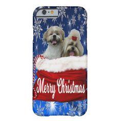 Shih tzu Phone Case Christmas - dog puppy dogs doggy pup hound love pet best friend
