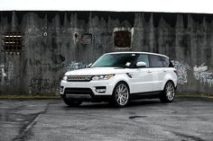 Range Rover Sport Supercharged - CV4