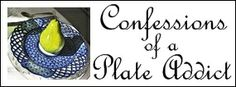 great list of blogs at the end of the DIY CONFESSIONS OF A PLATE ADDICT: Easy Sweater Pumpkins