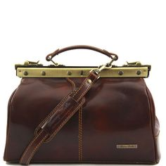 Michelangelo - Handbag Italian leather. Only natural tannins used (tree barks). Brand: Tuscany Leather. For sale at www.bagcity.nl.  International shipping possible