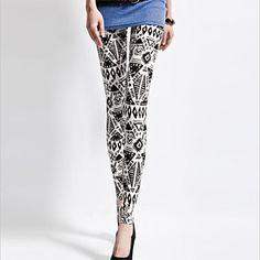 Women's Fashion Spandex Leggings . Love the print? Click the picture!