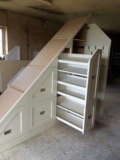 Photos of Under Stairs Storage & Attic Storage