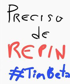 #TimBeta #BetaAjudaBeta #RepinBeta