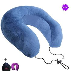 FOMI Neck Travel Pillow Blue and Purple Plush Covers Travel Bag Extra Thick Extra Firm 1 Gift *** Details can be found by clicking on the image. Kids Pillows, Blue Pillows, Target Bedding, Bedding Sets, Disney Bedding, Neck Pillow Travel, Pillow Reviews, Travel Bag, Memory Foam