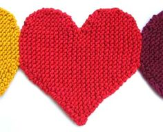 Single Heart in the Banner by Patty Manders - Free pattern