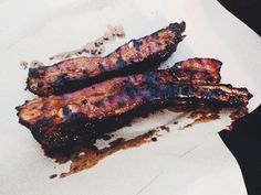 BBQ Ribs - 2 for £8 - The Smokestak
