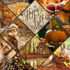 '' Happy Fall '' by Reyhan Seran Dursun
