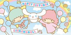 Sanrio #cinnamoroll | #twinstars