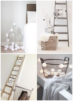 For sale, Hema: Cotton Ball Lights, Girls Bedroom Colors, Interior Styling, Interior Design, White Bedroom Furniture, Master Bedroom Design, Diy Bedroom, Bedroom Vintage, Home And Deco
