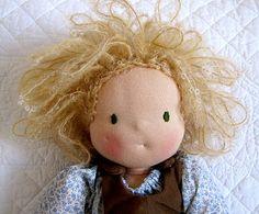 Creative ideas for you: A Handmade Doll