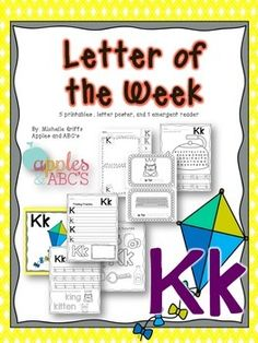 Letter K {Letter of the Week}