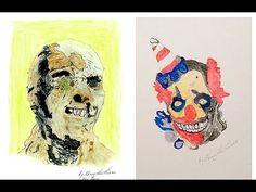 Seri Katillerin Çizdiği Birbirinden Garip Resimler
