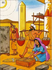 The life of Moses (visual) - Levangelization (Children section) Burning Bush, Kids Church, Bible, Comics, Children, Painting, Corset, Club, History Images