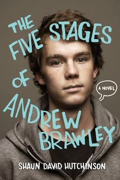 Lady Reader's Bookstuff: Blog Tour: The Five Stages of Andrew Brawley by @ShaunieDarko - Schedule + Giveaway