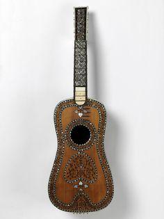 Guitar      Place of origin:      Venice, Italy (made)     Date:      1623 (made)     Artist/Maker:      Sellas, Matteo (maker)
