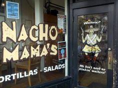Nacho Mama's Augusta, GA Fun, food and beer!
