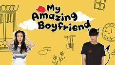 My Amazing Boyfriend Taiwanese Drama - Romantic Comedy Drama Film, Drama Movies, Best Boyfriend, Amazing Boyfriend, Lee Min Ho, Show Luo, Kdrama, Supernatural, My Love From Another Star