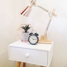 Lightweight casual chair grey kmart apartment pinterest kmart bedside table google search greentooth Images