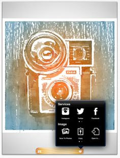 we're giving away the newly updated Popsicolor apps today, let us know if you'd like one