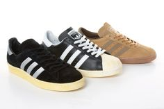 adidas Originals x mita sneakers Japan pack  ... Japan's mita sneakers know shoes and their work shows no ...