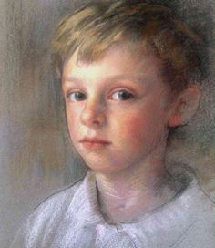 Portrait Artist taking Child Portrait Commissions in Oils, pastels and Charcoal Portrait Background, Pastels, Mona Lisa, Charcoal, Portraits, Children, Artwork, Artist, Painting