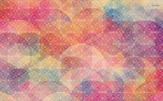[공유]3D 폴리곤(Polygon)-바탕화면/패턴 : 네이버 블로그