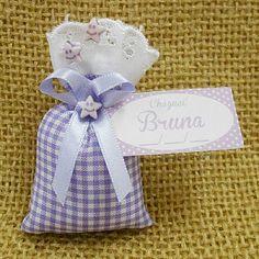 Lembrancinha Maternidade e Chá de Bebê Sachê Perfumado caixa com 10 unidades $19.90