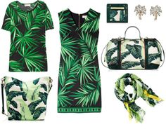 SPRING TRENDS: PALM SUNDAY Shop this Spring's hottest print trend with pieces priced for everyone // $42 - $275