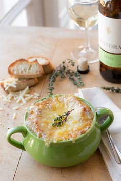 French onion soups, French onion and Onion soups on Pinterest