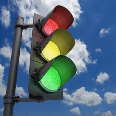 Parents can reasonably set limits for their children by thinking in terms of a stop light: green (go ahead), yellow (exercise caution), red (don't proceed).