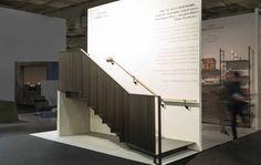 Custom Louvre Stair System