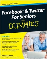 Facebook & Twitter For Seniors FOR DUMmIES | Best Sellers OutletBest Sellers Outlet
