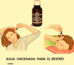 SAIKU-otra vida es posible-: AGUA OXIGENADA PARA EL RESFRÍO. https://www.pinterest.com/igareda/consejos-vida-sana-y-remedios-naturales/