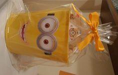 Kit Cinema Minions - R$ 19,90