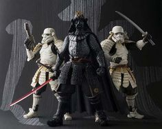 Star Wars Samurai Taishou Stormtrooper Action Figure