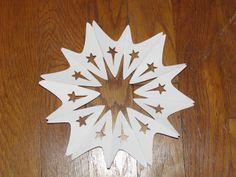Star Trek DIY Snowflakes!!!  Love this!!