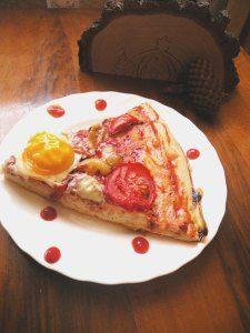 Pizza taraneasca Pepperoni, Vegetable Pizza, Cooking Recipes, Vegetables, Food, Vegetable Recipes, Eten, Veggie Food