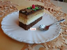 Havana rezy (fotorecept) - obrázok 14 Havana, Ale, Cheesecake, Pudding, Sweets, Cooking, Food, Basket, Cheesecake Cake