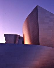 Walt Disney Concert Hall, an architectural wonder  #Travel #LA #Architecture