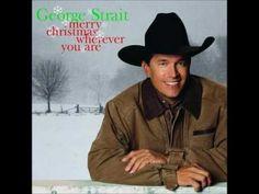 "King George say ""Merry Christmas, Y'all""  George Strait - Christmas Cookies"