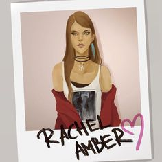 rachel amber fan art life is strange