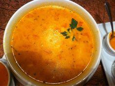 Sopa a la Minuta (para 8 personas) - Recetas de Comida Peruana