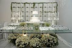 decoração de casamento simples - Pesquisa Google
