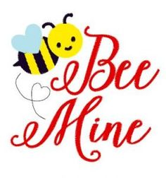 Designs :: Occasions :: Valentines Day :: Bee Mine