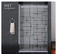 61 ideas bathroom door stickers frosted glass for 2019 Glass Shower Doors, Bathroom Doors, Glass Door, Bathrooms, Glass Film Design, Bathroom Window Coverings, Glass Partition Designs, Rustic Bathroom Wall Decor, Sand Glass