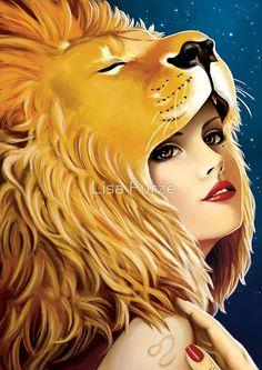 The Zodiac: Leo by Lisa Furze