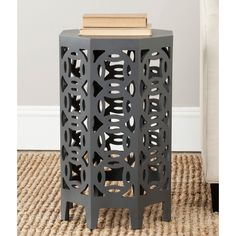 Have to have it. Safavieh Garion Side Table - $273.99 @hayneedle