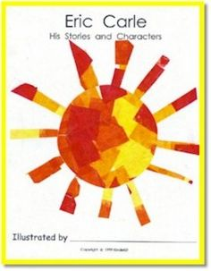 http://pinterest.com/cleverclassroom/eric-carle/ Every Kindergartner loves Eric Carle! Through the creation of this book, children learn an appreciation of Mr. Carle as an author and illustrator. ...