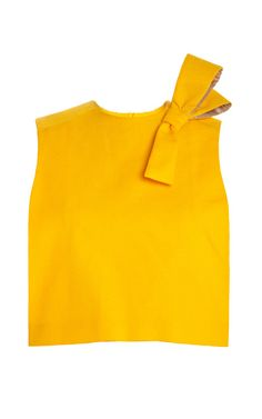 Shop Bow Top by Alexandr Kondakov for Preorder on Moda Operandi