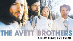 The Avett Brother New Years Eve Special Event on December 31, 2015 in Raleigh, NC